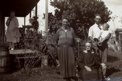 1926 negatives Addie, Susan, Ralph