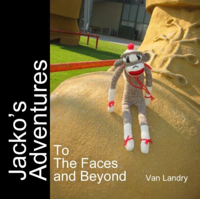 Jacko's Adventures:  To The Faces and Beyond