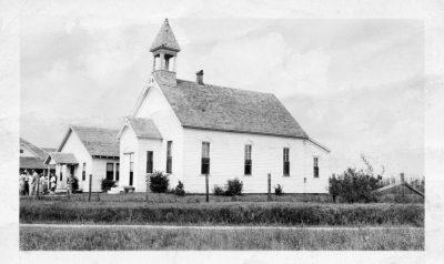 1945 Methodist Church in Raymond, Louisiana