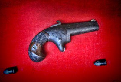 Grampa's Got a Gun