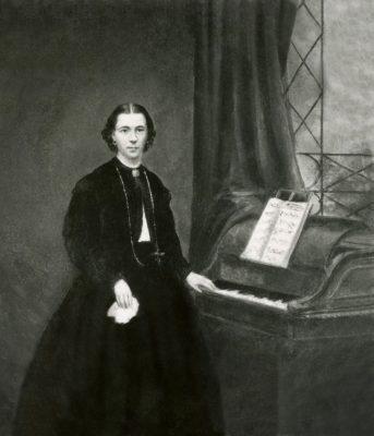 Martha Ann Cook Keys