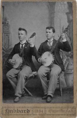 Plaquemine, Louisiana, in 1894 - Patureau family