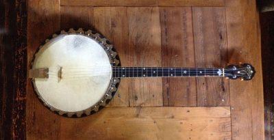 1928 Vega tenor banjo