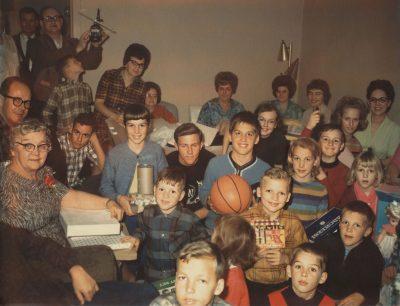 Landry Christmas 1966