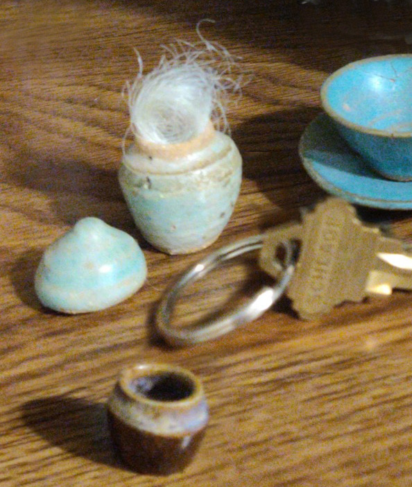 Miniature pieces by Jodie